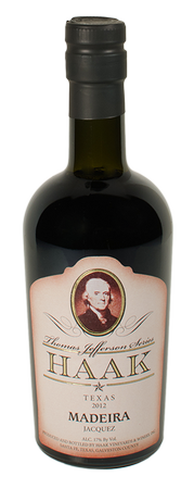 Madeira - Jacquez (Thomas Jefferson) 375 ml Image