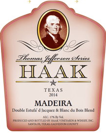TJ Double Aged Madeira Blend Image
